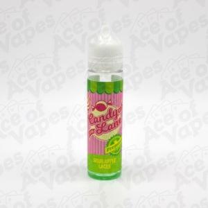Sour Apple Laces Shortfill E-Liquid By Candy Lane