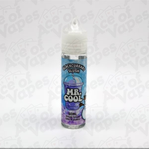 Blackcurrant Slush Shortfill E-Liquid By Mr Cool
