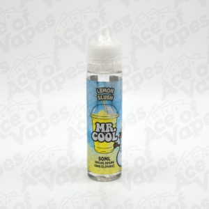 Lemon Slush Shortfill E-Liquid By Mr Cool