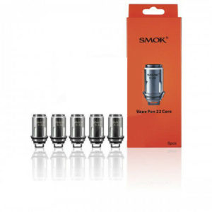 Vape Pen 22 0.3ohm Coils X5 By SMOK